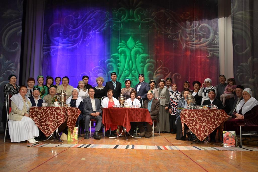 В Йошкар-Оле чествовали самые крепкие татарские семейные пары